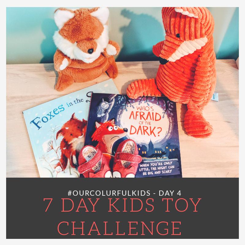 Day 4 (Animals) – 7 day kids toyschallenge